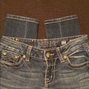Miss me skinny jeans 27